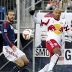 Thierry Henry leaving New York Red Bulls