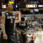 March Madness 2014: Arizona knocks San Diego State in Sweet Sixteen