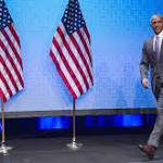 Barack Obama takes an Obamacare victory lap