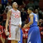 No. 21 Memphis Tigers upset by Houston, 77-68