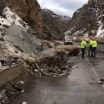 Colorado highway rockfall team is sometimes no match for hidden risk