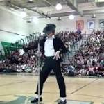 Teenager Mimics Michael Jackson's Iconic Dance Moves for Talent Show and ...