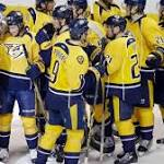 Predators start strong with new coach, players