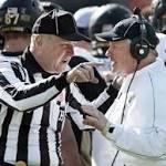 AP Source: Grobe is resigning at Wake Forest