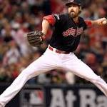 The unexpected is starting to feel normal for Andrew Miller and the Indians