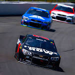 Martin Truex Jr. converts most laps led into race win