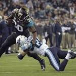 Jags' Marks caps 21-13 win over Titans with sack