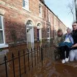Storm Desmond sees British Military referred to as in as floods wreak havoc ...