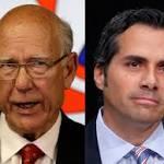 Roberts, Orman clash over leadership, Ebol...
