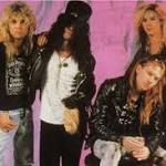 30 Years Ago: Guns N' Roses Sign With Geffen Records