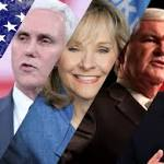 Handicapping Donald Trump's VP Race: Who is the Most Likely Choice?