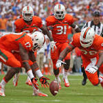 Defensive efforts key in Canes' victory over Gators