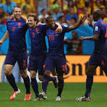 Brazil vs Netherlands, World Cup 2014: live