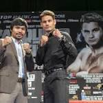 Pacquiao vs. Algieri: Fight Card Odds and Undercard Predictions