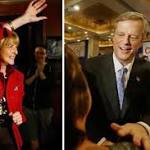 Coakley, Baker take nod for gov.'s race; Chang-Díaz wins