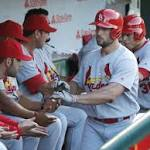 M's blast Rosenthal, Cardinals with ninth-inning homer
