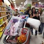 Black Friday crowds lighter with earlier store openings