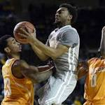 Johnson leads No. 15 VCU past Tennessee 85-69
