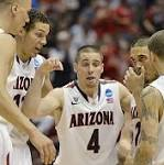 Arizona comes up just short of Final Four -- again