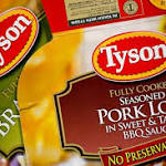 Tyson Makes $6.1 Billion Offer for Hillshire Brands -- 4th Update