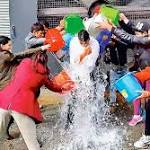Getting chilly for charity: Warm-hearted Bollywood stars take on the Ice Bucket ...