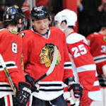 Blackhawks Cruise Past Wings, NHL Roundup
