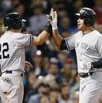Tempers flare as Yankees drop Boston Red Sox, 8-5 | Rapid Reaction