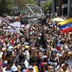 Venezuela issues 'reciprocal' measures against US officials