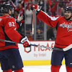 Caps Get Their Mojo Working in 3-2 OT Win over Sabres