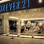 Forever 21 demoting staff, denies Obamacare role