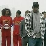 Dennis Rodman meets with North Korean leader Kim Jong-un