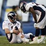 Broncos' Manning expects to return to practice on Thursday