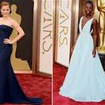 Oscars 2014: red carpet fashion