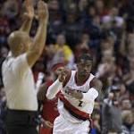Trail Blazers eek out wild overtime win over Toronto Raptors: Game rewind
