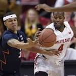 No. 14 Maryland blows past Illinois 81-55 in home finale