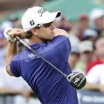 Adam Scott moves to second in men's golf rankings