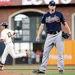 Giants take series opener from Braves behind 'vintage Timmy'