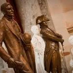 Harriet Tubman will be on the $20 bill, but still doesn't rate a statue in the Capitol
