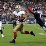 Texans backup QB still undecided after loss to 49ers