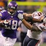 Vikings top Bears 23-20 in overtime
