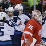 NHL: Stafford's goal lifts Jets in shootout