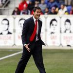 Red Bulls coach Mike Petke frustrated with scoreless draw