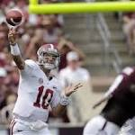 Murray, McCarron picked in fifth round of NFL draft