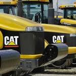 Caterpillar profit up 4% in 2Q despite decline in sales; improves full-year forecast