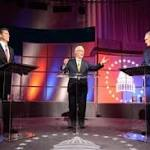 Senate rivals spar over records in final debate