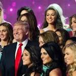 Trump says Miss USA pageant will be 'toughest of competitions'