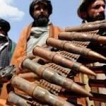 US goes at Taliban from air