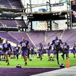 Vikings host Chargers in new stadium debut (Aug 27, 2016)