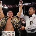 Gennady Golovkin stops Daniel Geale