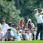 Masters 2015, first round: live